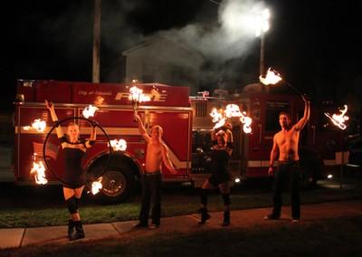 Phoenix: Fire & Flight Show