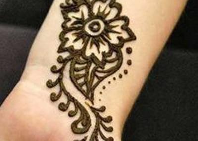 Craft Henna Tattoos