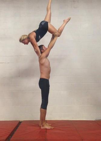 Partner Acrobatics Act