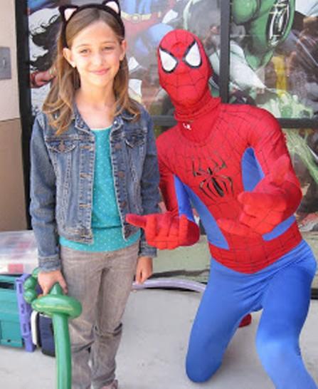 Spiderman Super Hero Theme