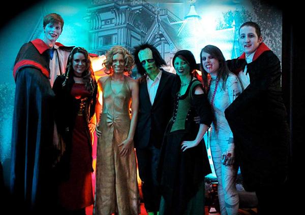 Halloween Costumed Entertainers
