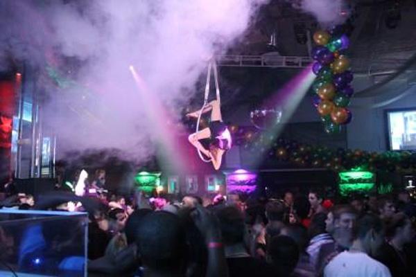 Mardi Gras Party Entertainers