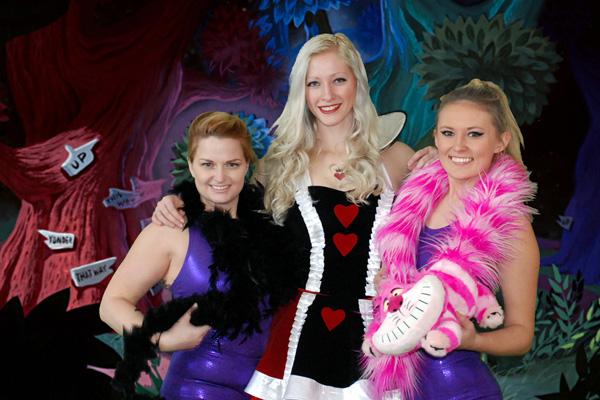 Alice in Wonderland Themed Event