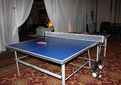 Ping Pong Parlor Game Rental