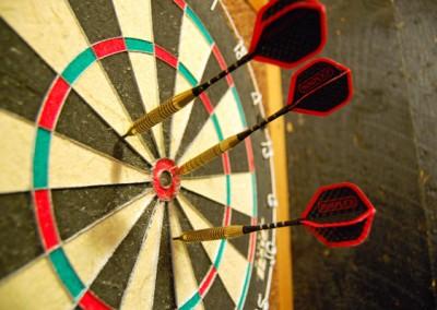 Darts Game Rental