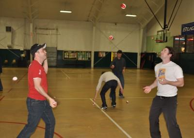 Corporate Circus Team Building Workshop 098