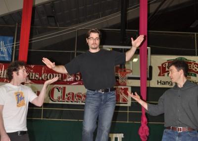 Corporate Circus Team Building Workshop 118