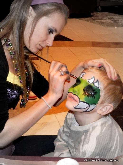 Face Paint_Monster_Emma