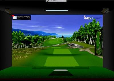 Golf Simulator Game