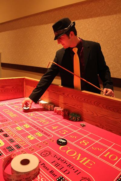 Craps_Casino Game_Kevin