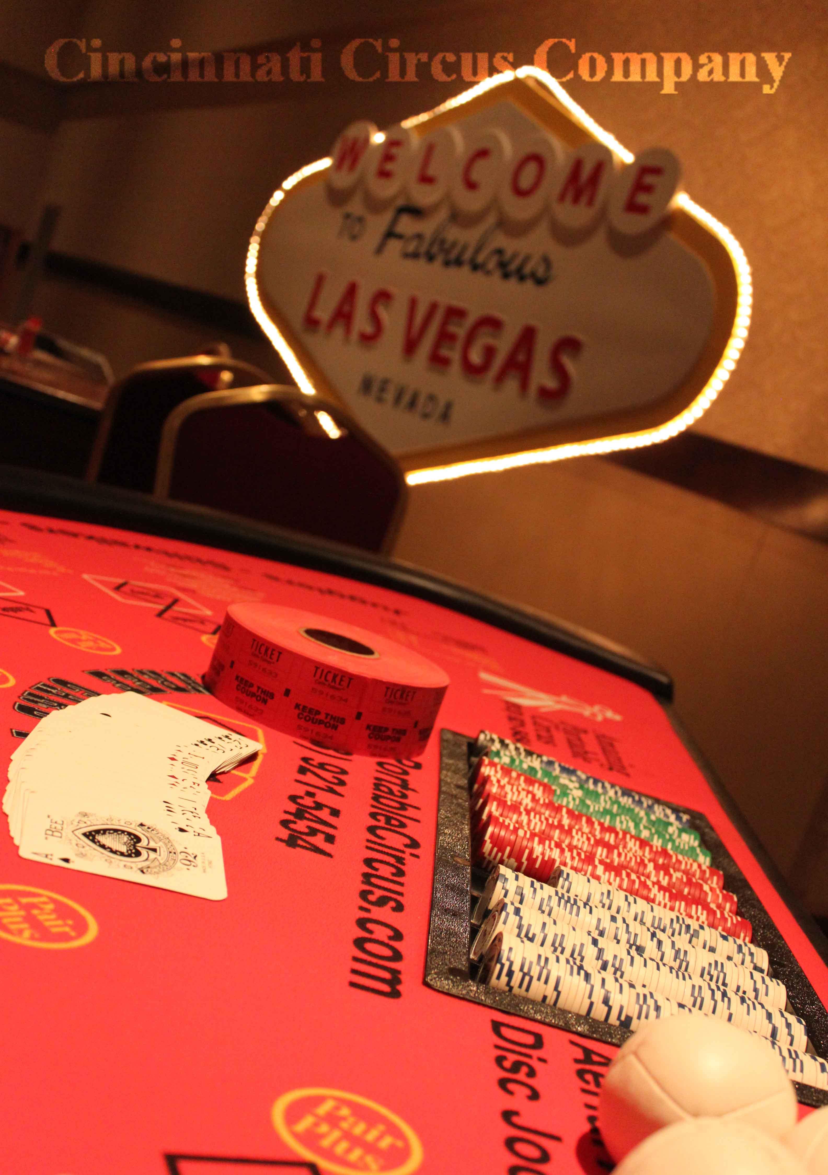 Decor_Casino_Vegas Sign