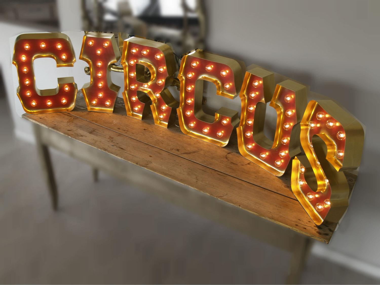 Decor_Circus Light 01