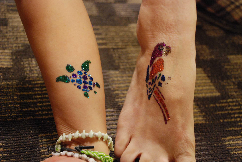 Glitter Tattoos_Luau_01