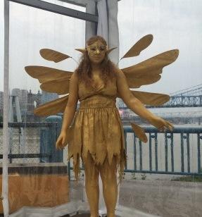 Statue_Gold Fairy