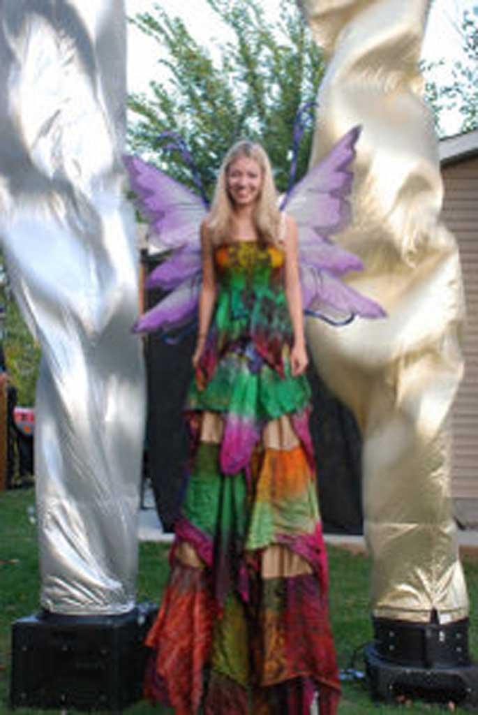 Stiltwalking Fairy 01