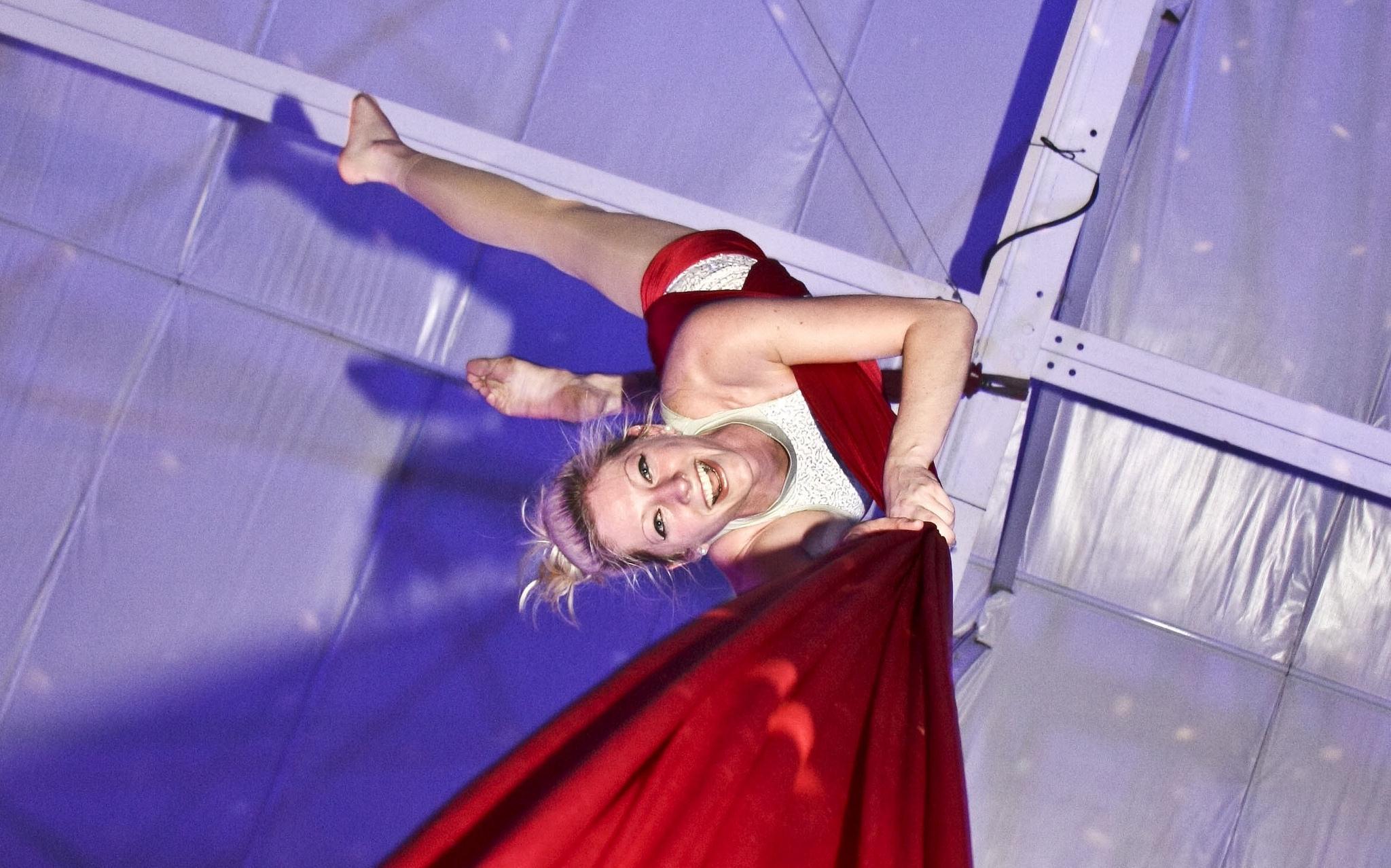 WOCG Aerial Performer