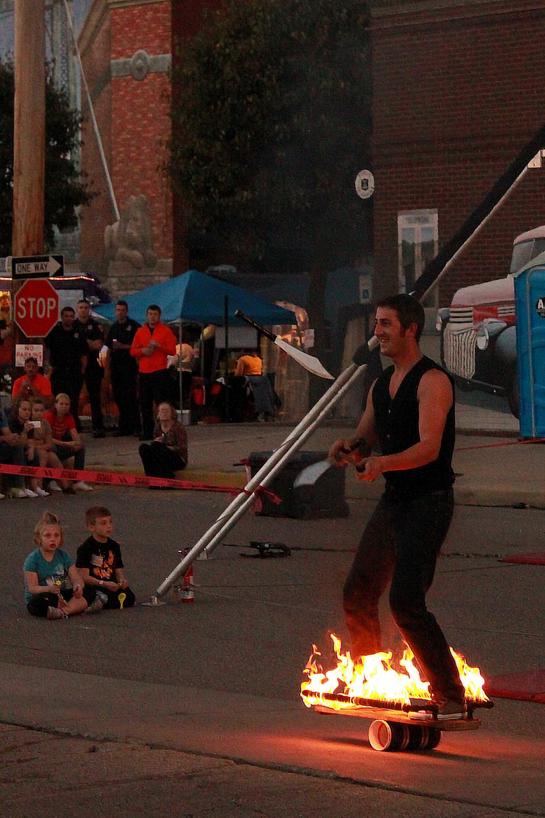 Phoenix Show_Fire Rolla Bolla_Franklin_Kevin_03