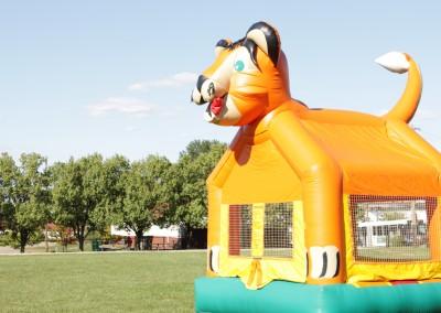 Cat Bounce House