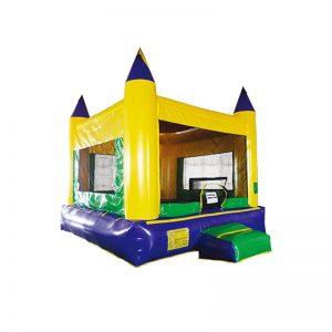 Mardi Gras Bounce House
